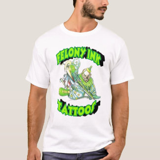 Clown Tattooer T-Shirt