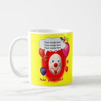 Clown Theme Party Coffee Mug