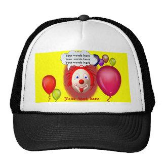 Clown Theme Party Trucker Hats