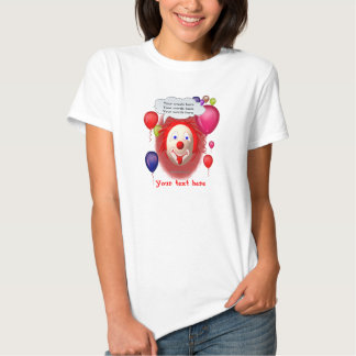 Clown Theme Party Shirt