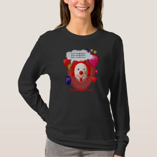 Clown Theme Party T-Shirt