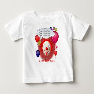 Clown Theme Party Tee Shirt