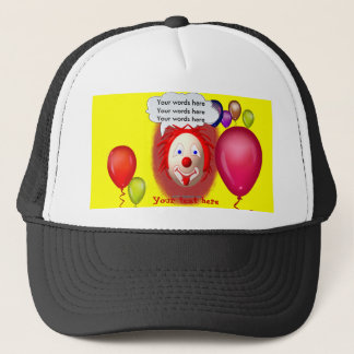 Clown Theme Party Trucker Hat