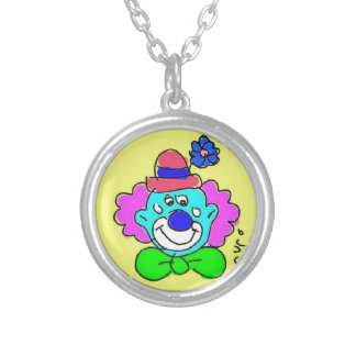 Clown Tótó I Personalized Necklace