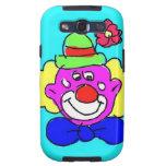 Clown Tótó II Samsung Galaxy S3 Cases
