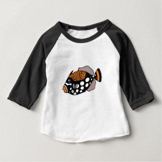 Clown Triggerfish Baby T-Shirt