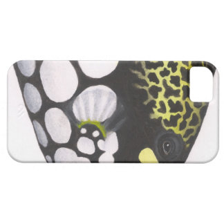 Clown Triggerfish iPhone 5 Cover