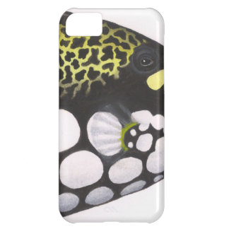Clown Triggerfish Case For iPhone 5C