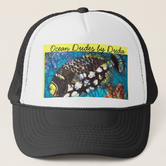 CLOWN TRIGGERFISH HAT