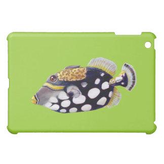 Clown Triggerfish  Cover For The iPad Mini