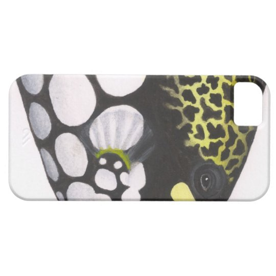 Clown Triggerfish iPhone SE/5/5s Case