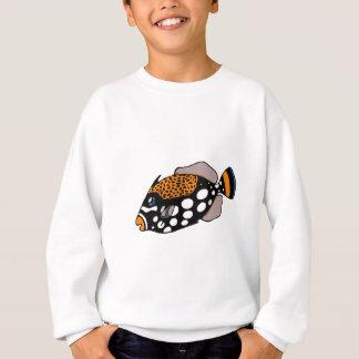 Clown Triggerfish Sweatshirt