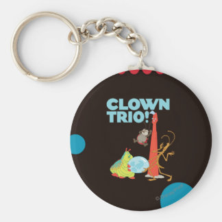Clown Trio! Keychain