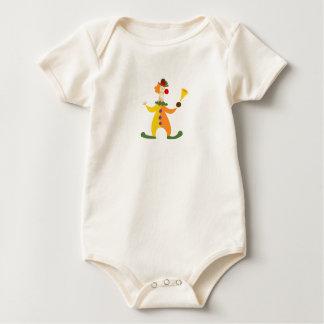 Clown Baby Bodysuits