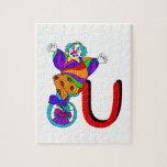 Clown U.png Jigsaw Puzzle