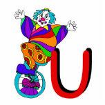 Clown U.png Photo Cut Out