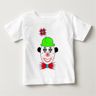 Clown with Green Hat Baby T-Shirt