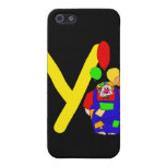 Clown Y.png Cases For iPhone 5