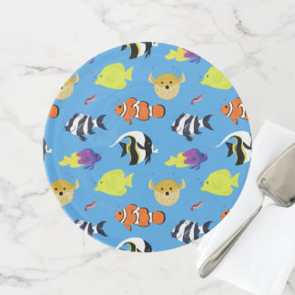 Clownfish and Friends Cake Stand