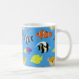 Clownfish and Friends Coffee Mug