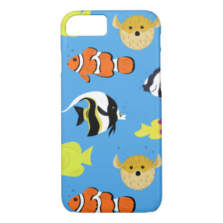 Clownfish and Friends iPhone 8/7 Case