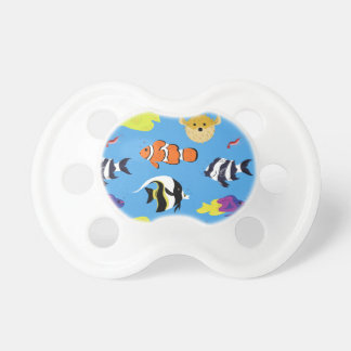 Clownfish and Friends Pacifier