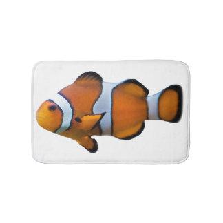 Clownfish Bath Mat (Choose Your Colour)