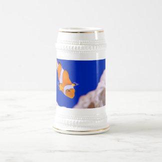 Clownfish Beer Stein