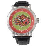Hand shaped Clownfish Clown Fish Wristwatch