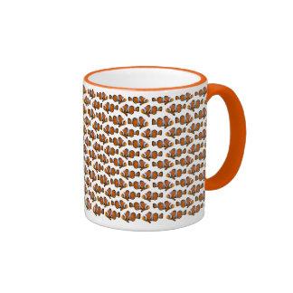 Clownfish Frenzy Mug