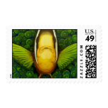 Clownfish in Anemone Postage Stamps