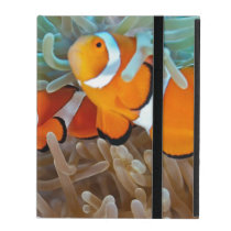 Clownfish iPad Case