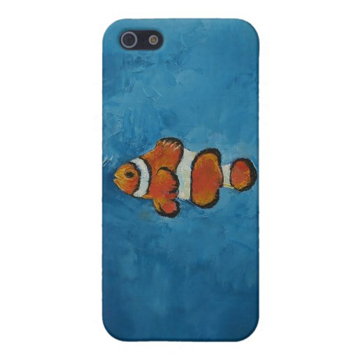 Clownfish iPhone 5 Carcasas