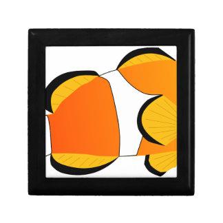 Clownfish Jewelry Box