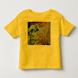 CLOWNFISH - kids shirt