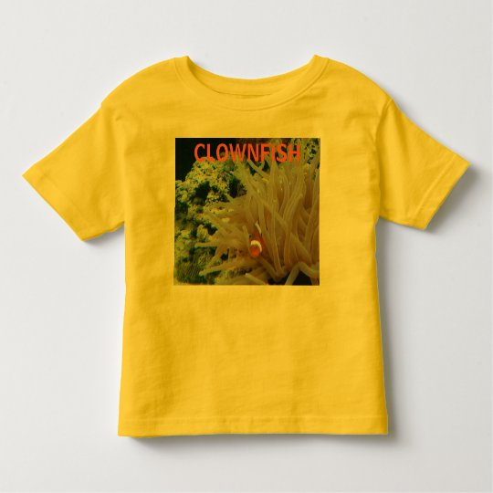 CLOWNFISH - kids shirt