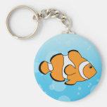 Clownfish Llaveros