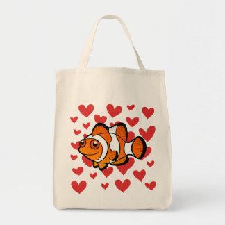 Clownfish Love Tote Bag