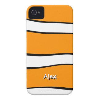 Clownfish Pattern Case-Mate iPhone 4 Case