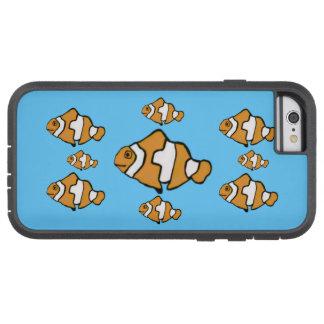 Clownfish Pattern IPhone 5 Case