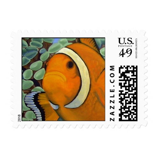 Clownfish Stamp