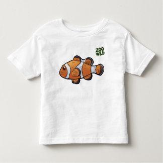Clownfish Toddler T-shirt