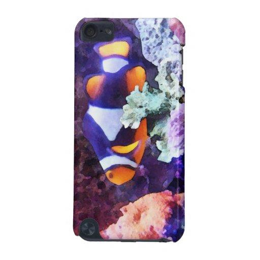 Clownfish y coral