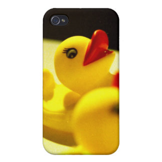 Clownfysh iPod Case Ducky iPhone 4/4S Covers