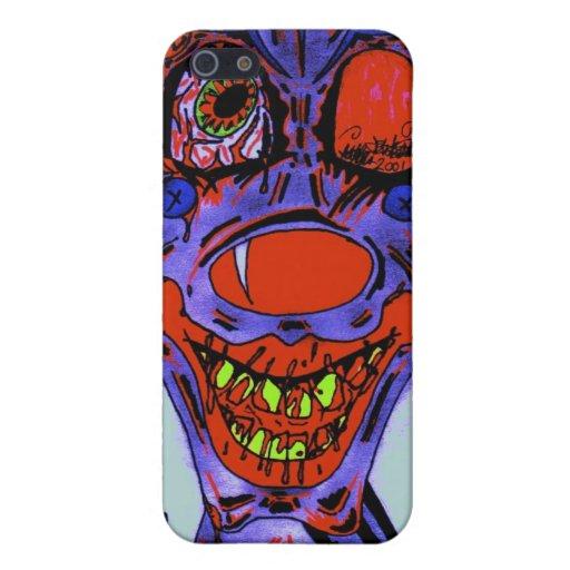 Clownicide para el iphone iPhone 5 carcasas