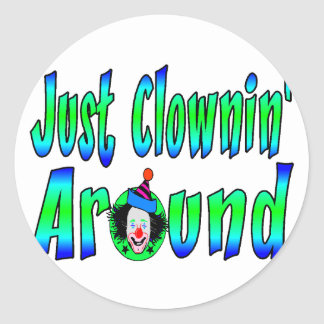 Clownin alrededor