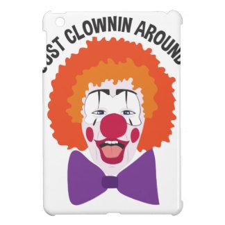 Clownin Around iPad Mini Cover