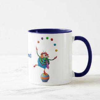 Clownin' Mug