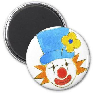 Clowning Around 2 Inch Round Magnet