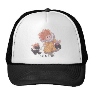 Clowning Around For Candy!- Collector Hat